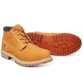 Af Nellie Dble Wheat Yellow Boot Basso Giallo Donna