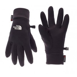 Powerstretch Glove Tnf Black Guanto Pile Stretch Nero Uomo