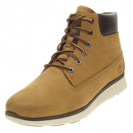 Killington 6 In Wheat Boot Suola Sensor Giallo Teenager Bimbo