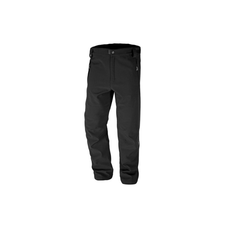 Pantalone Outdoor Stretch Nero Uomo
