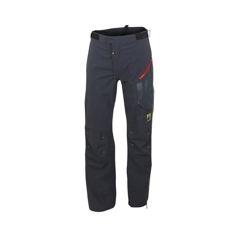 Storm Pant Antracite Zip Laterale-Giuglar Shop