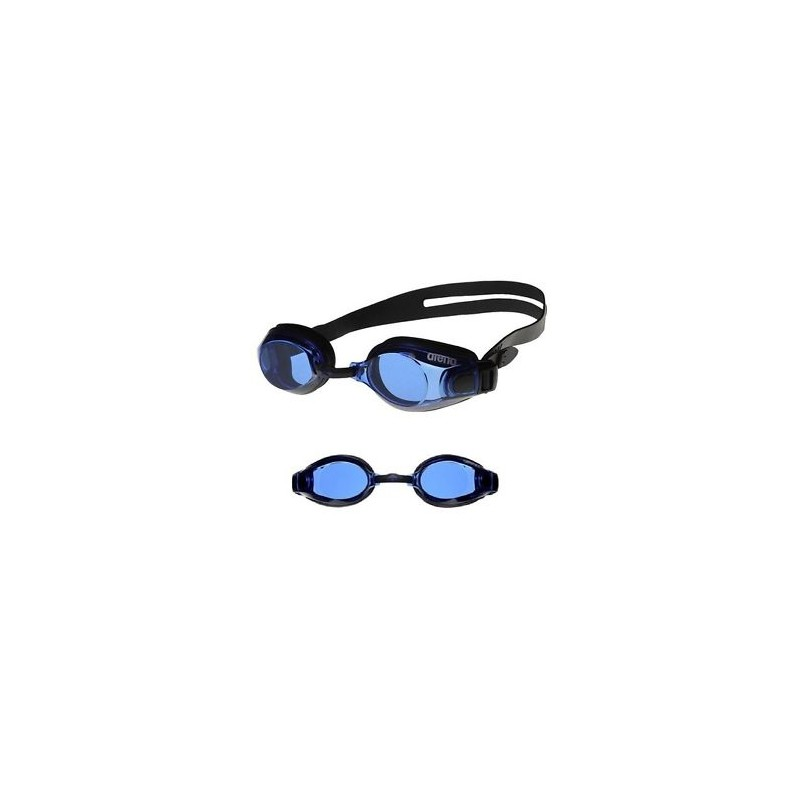 Arena Zoom X-Fit Black Lente Blu - Giuglar Shop