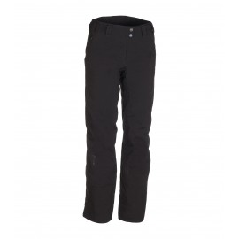 Diamond Dust Waist Pants Nero Donna