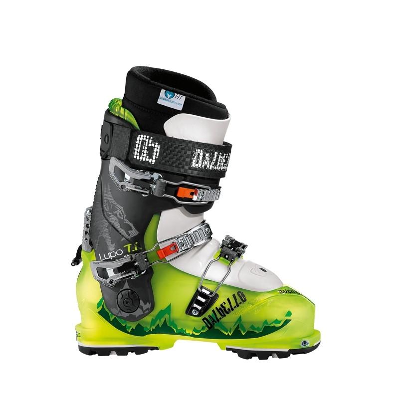 Lupo T.I. I.D. Green Fluo Tr/Black