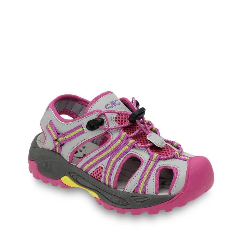 Kids Aquarii Hiking Sandal Ice / Fuxia Junior
