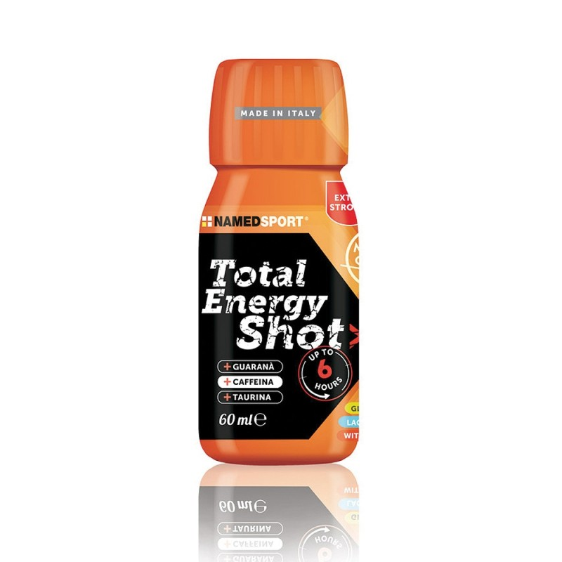 Total Energy Shot Botticino Con Caffeina