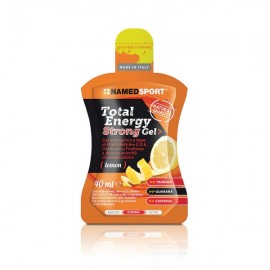 Total Energy Strong Gel 40Ml Gusto Limone Con Caffeina