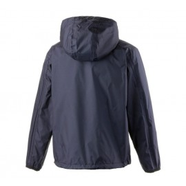 Cmp Boy Fix Hood Rain Jacket Junior - Giuglar Shop