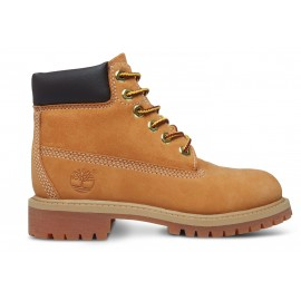 6In Prem Wheat Boot Giallo Junior