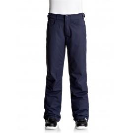 Pantalone Snowboard Backyard Blu Donna
