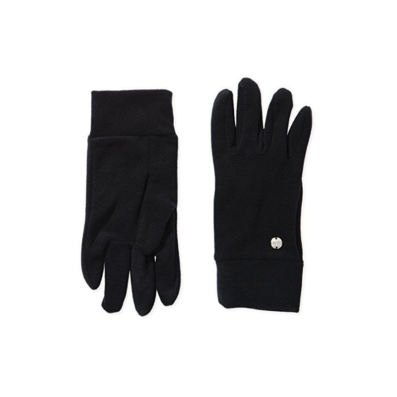 Cmp Woman Fleece Gloves Pile Nero