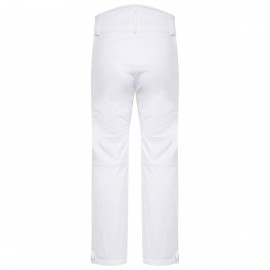 Shelly Pantalone Stretch Bianco Donna