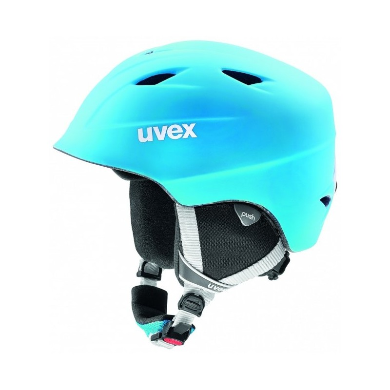 Uvex Airwing 2 Pro Azzurro Opaco