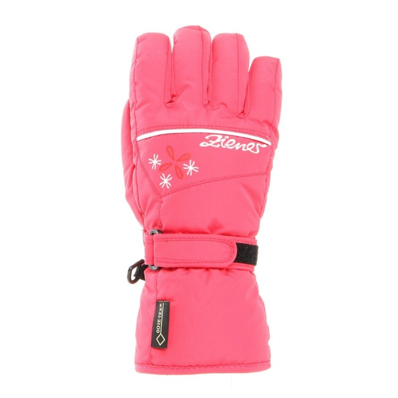 Laber Gtx Guanto Gore-Tex Rosa Junior Bimba