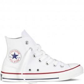 All Star Hi Optic White Canvas Alta Bianca