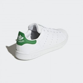 Stan Smith J Bianca/Verde Junior Bimbo