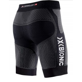 X-Bionic Running Man The Trick Ow Pants Short Black/Antra Uomo