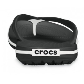 Crocband Flip Infradito Gomma Nero