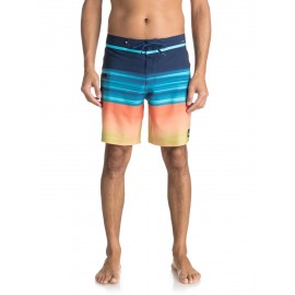 Highline Hold Down Boardshort Blu/Azzurro/Arancio Uomo