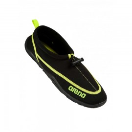 Bow Jr Scarpa Scoglio Neoprene Nera/Verde Junior