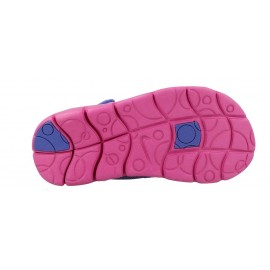Sunray Adjust 4 (Gs/Ps) Sandalo Lilla/Fucsia Junior Bimba