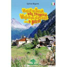 Libro Valle Di Susa Val Troncea Vallee De La Claree