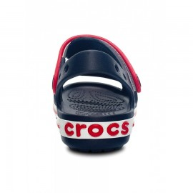 Crocband Sandalo Blu/Rosso Junior Bimbo