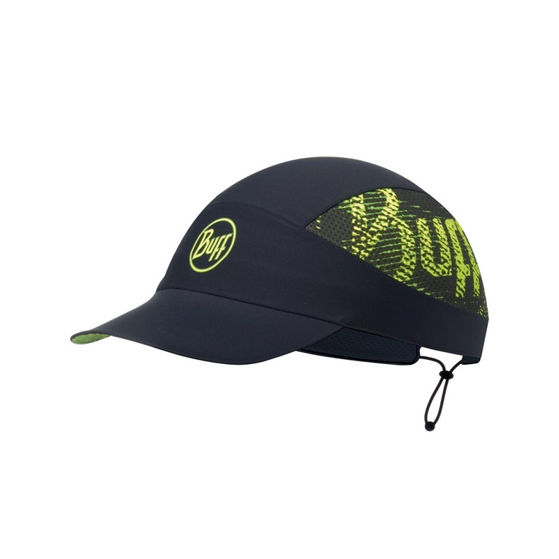 Pack Run Cap Nero/Giallo