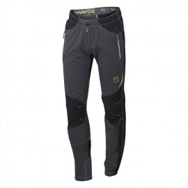 Karpos Rock Pant Apple Dark Grey/Black Nero/Grigio Uomo