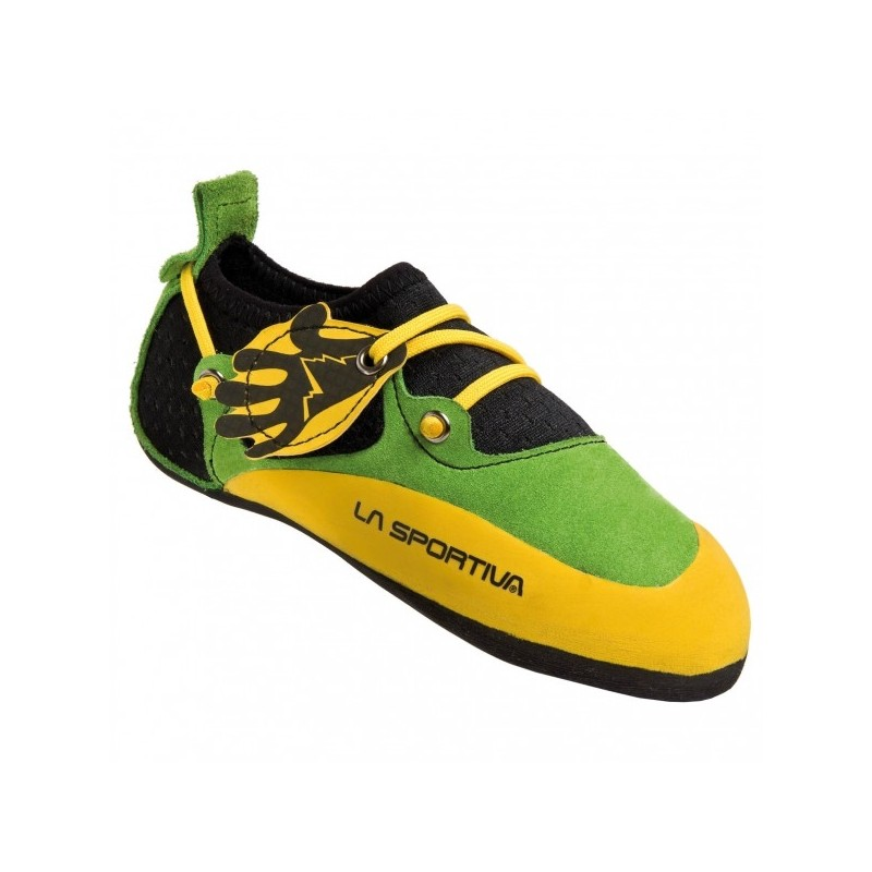 Stickit Verde Scarpetta Junior
