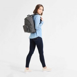 Eastpak Padded Pak R Black Denim - Giuglar Shop