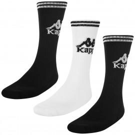 Kappa Moda Authentic Aster 3Pk Calze - Giuglar Shop