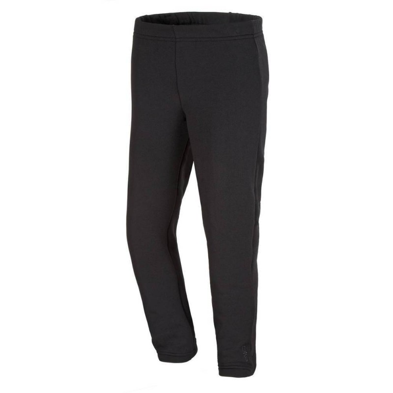 Boy Fleece Pant Long Pantalone Pile Stretch Junior
