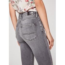 Regent Jeans Skinny Grigio Slavato Donna