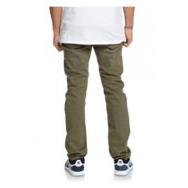 Dc Jeans Sumner Straight Verde Uomo
