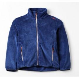 Boy Jacket Orsetto Zip Blu Junior Bimbo