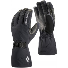 Pursuit Gtx Guanto Pelle/Nylon Antracite/Nero -12/-1 Uomo