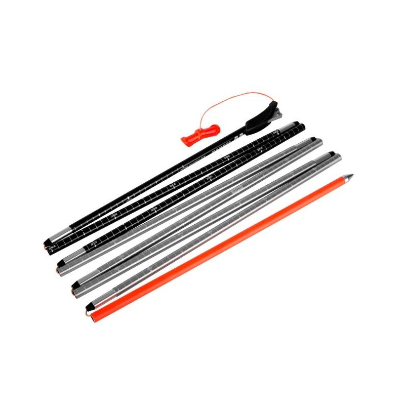 Probe 320 Fast Lock Sonda Alluminio