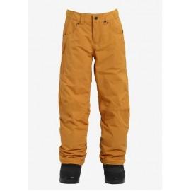 Boys Barnstorm Pt Pantalone Snow Giallo Senape Junior Bimbo