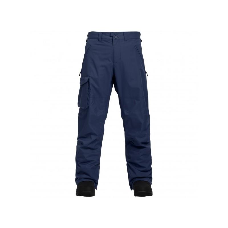 Burton Mb Covert Pantalone Snowboard Blu Inchiostro Uomo