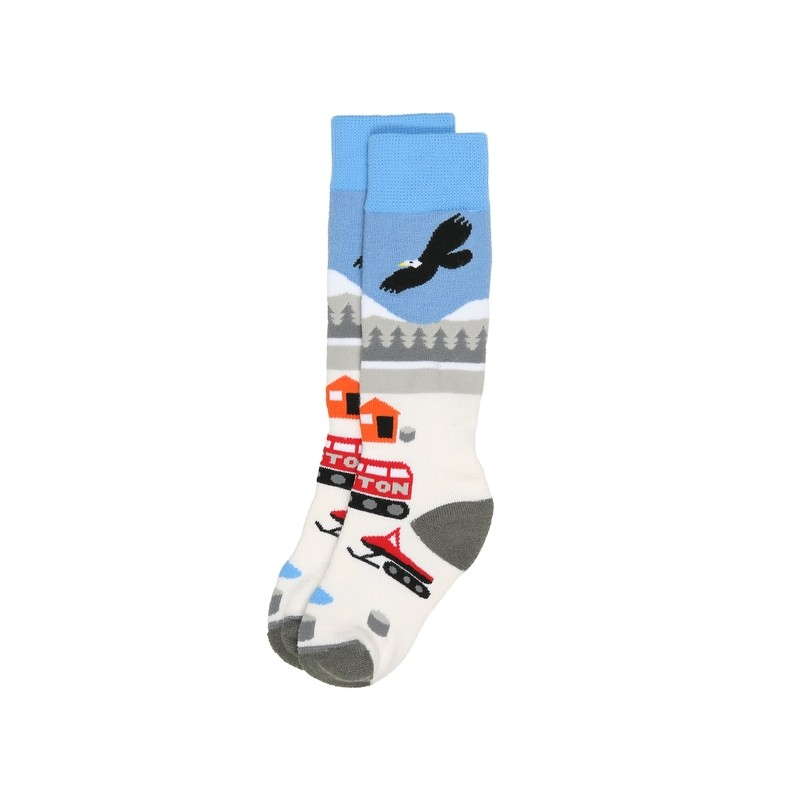 Burton Unisex Youth Party Calza Snow Lana Merino Fantasia Junior