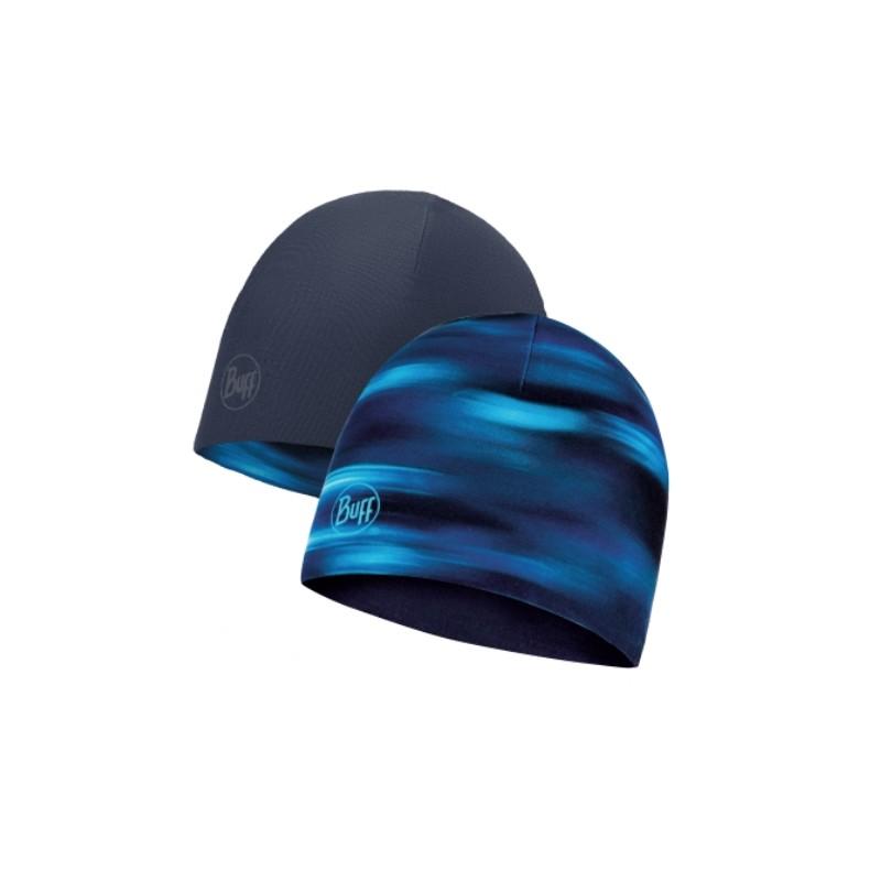 Buff Microfiber Reversible Hat Shading Blue