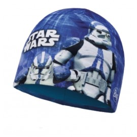 Star Wars Jr Microfiber Polar Hat Buff Clone Blue