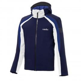 Rh+ Portillo Jacket Giacca Blu Scuro/Bianco/Blu Uomo