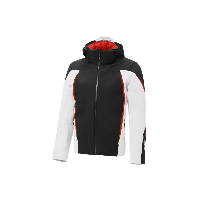 Rh+ Catedral Jacket Giacca Nero/Bianco/Rosso Uomo