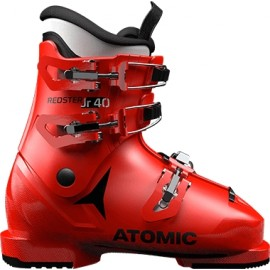 Atomic Redster Jr40 Scarpone Sci Rosso 3 Ganci Junior
