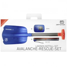 Avalanche Rescue Set Zoom+ Kit Artva/Pala/Sonda-Giuglar Shop