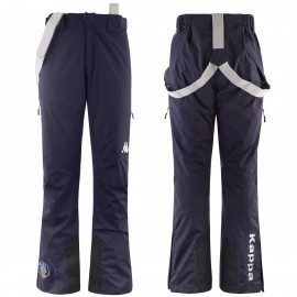 Kappa 6Cento 622A Fisi Pantalone Blu Uomo
