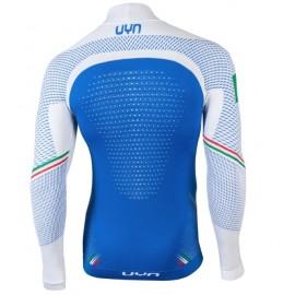 Uyn Natyon Italy Uw Maglia M/L Collo Alto Italia Uomo