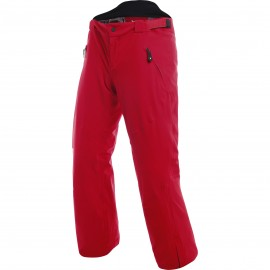 Hp2Pm1 Pantalone Sci C/Bretelle Rosso Uomo